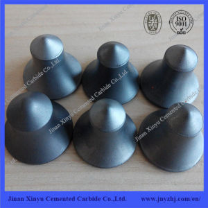 Cemented Carbide Cap Buttons for Mining Grade Yg11c Made in Jinan pictures & photos