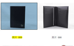 Style 089 Function Leather Men Wallet