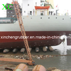 Marine Ship Launching and Lifting Inflatable Airbag pictures & photos