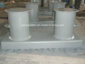 Marine Double Bollards pictures & photos