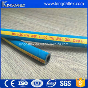 "High Pressure Washer Rubber Hose with 1/4""To1/2′′ pictures & photos"