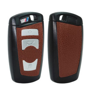 Leather Car Key USB Flash Drive pictures & photos