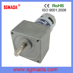 DC Square Gear Motor (SG-775) pictures & photos