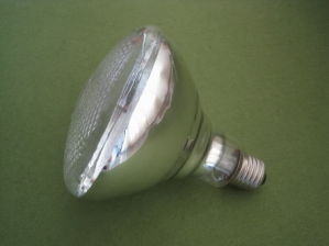 Reptile Heating Lamp (PAR38/BR38)