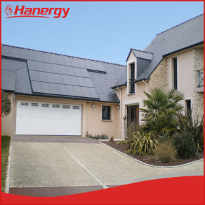 Hanergy 2kw Oerlikon Thin Film Solar Power System