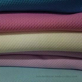 Fabric/Polyester Fiber/ Tricot Mesh Fabric pictures & photos