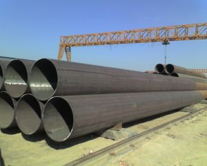 High Quality Welded Steel Pipe pictures & photos
