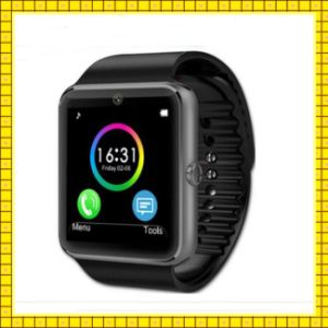 Factory Price Gt08 Smartwatch SIM Camera