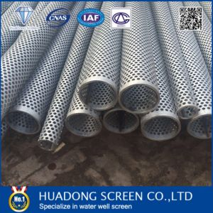 Customization Stainless Steel 304 4′′1/2 5′′ Drilling Pipe Screen for Oil Field Tools pictures & photos