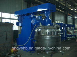 High and Low Speed Dispersion Machine for Electronic and Pharmacy