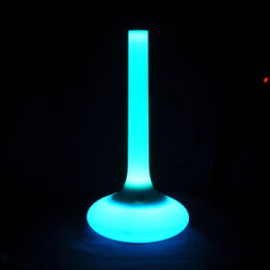 LED Magic Rainbow Lamp Vase Shape LED Mood Lighmulti Function Torch Color  Light/LED