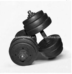 Rubber Dumbbell pictures & photos