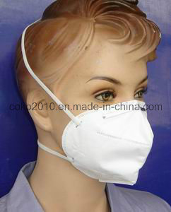 Nonwoven Dust Mask, Disposable Dust Mask pictures & photos