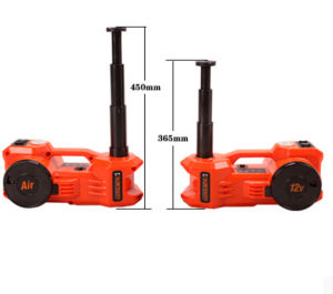 12V DC Compressor Electric Hydraulic Car Jack pictures & photos