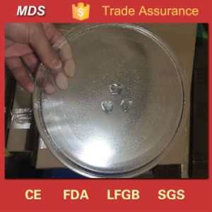 Professional Manufacturers Microwave Glass Tray Replacement for Dish pictures & photos
