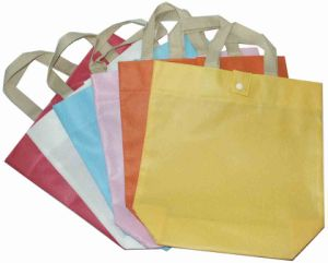 Promotional Cheap Nonwoven Shopping Bag pictures & photos