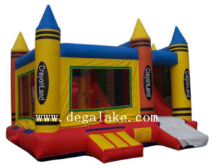 Inflatable Castle Fashion Bouncy Castle for Children