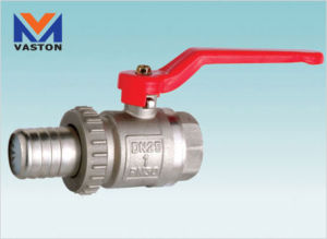 Brass Ball Valve (233) , Hydraulic Ball Valve pictures & photos