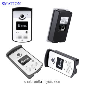 E Electric Mobile Phone APP Night Vision IP Remote Camera WiFi Wireless Video Doorbell pictures & photos