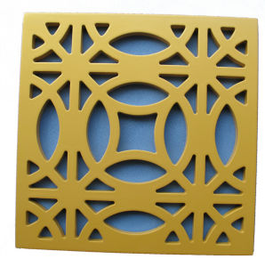 Hot Sale Wood Wave Carved Decorative Wall Panel (WY-73GSSPCS15) pictures & photos