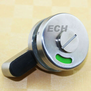 China Supplier Stainless Steel Bathroom Thumb Turn Lock