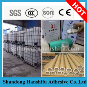 China High Quality Water Based PVAC Paper Core Tube Adhesive Glue pictures & photos