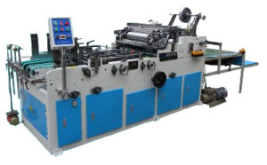 Automatic Box Window Laminating Machinery pictures & photos