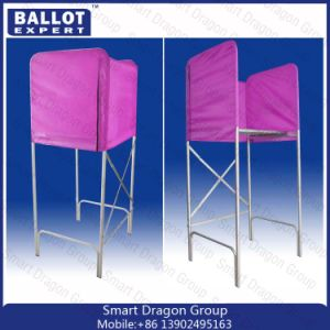 Jyl-Vt111 Folding Voting Table, Voting Booth for 1 Persons