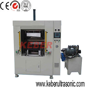 Hydraulic Glovebox Welding Machine