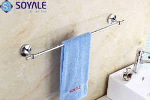 Brass Single Towel Bar with Chrome Plated (SY-6824)
