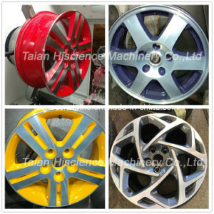 Mobile Mag Wheel Repair&Refurbishment Rim Polish Equipment Awr2840PC pictures & photos