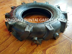 Hot Sell Qingdao Made High Quality Cheap Agr Pattern Tyre and Tube (4.80/4.00-8) pictures & photos
