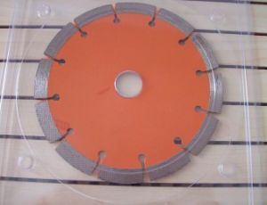 Hot Pressed Diamond Saw Blade pictures & photos