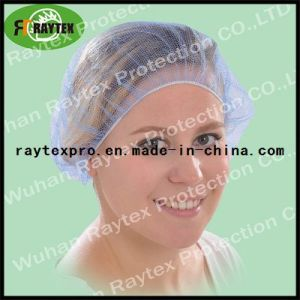 Disposable Nonwoven Nylon Hairnet