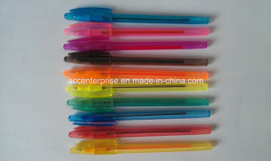 Colorful Barrel Stick Pen/ Ball Point Pen pictures & photos