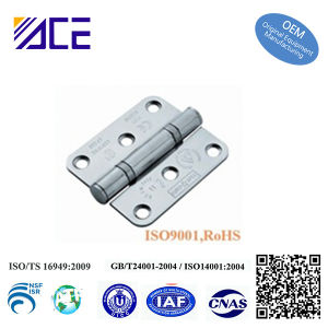 China Customized Furniture Stainless Steel Hinges pictures & photos