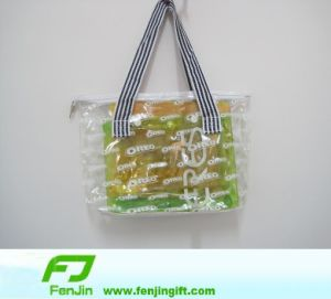 PVC Shopping Handbag