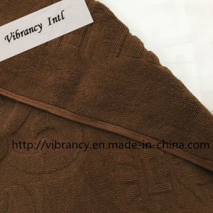 Wholesale Cheap Hotel Home Brown Bath Foot Towel Supply pictures & photos