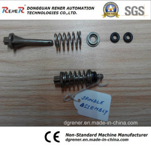 Professional Customized Automatic Production Assembly Line for Plastic Hardware