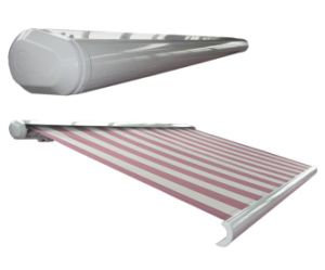 China Full Cassette Retractable Awning (LFZY004) - China ...