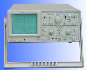 20MHz Analog Oscilloscope for Teaching (CA620)