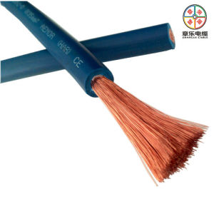 Copper Welding Cable, Rubber Wire Cable (450/750V)