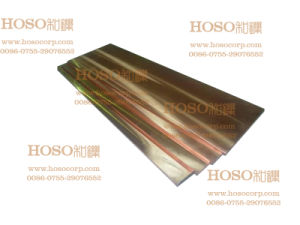 Chromium Zirconium Copper (CuCrZr) Rod, Plate, Bar, Sheet, Block (elkonite)