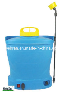 Rechargeable Battery Knapsack Sprayer (WRE-16-W)