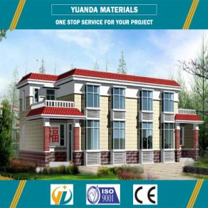 Charming High Quality SGS Certificate Low Cost Steel Structure Prefab House