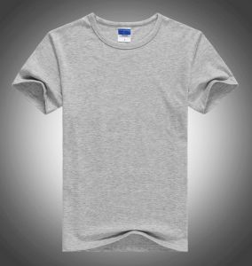 Custom Wholesale 100% Cotton Promotional T Shirt Design pictures & photos