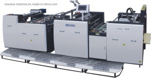 Yfma-800A Fully Automatic BOPP Thermal Film Laminator
