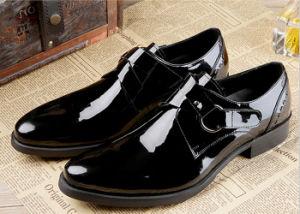 351505512ac3 China Black Patent Leather Men Fashion Dress Footwear Shoes Men ...