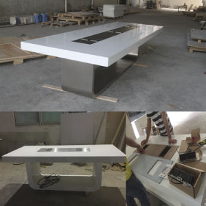 China Marble Conference Table Marble Conference Table Manufacturers - White marble conference table