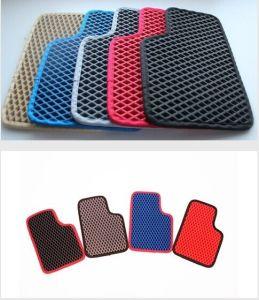 China Dual Layer Honeycomb Structure Eva Car Mat China Honeycomb